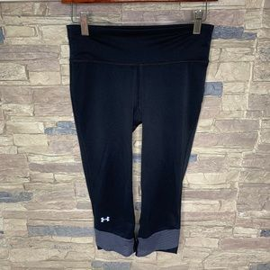 Under Armour • women's cropped athletic pant